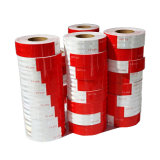 防水および防火効力のあるアクリルの交通安全反射テープ