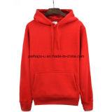 고품질 주문 로고를 가진 우연한 두꺼운 순수한 색깔 스웨터