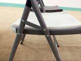 رخيصة [رتّن] [فولدينغ شير], [ويكر شير] أبيض, [هدب] كرسي تثبيت بلاستيكيّة [فولدبل] مع [رتّن] تصميم