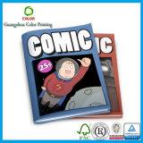 Kundenspezifischer preiswerterer Comic-Buch-Drucken-Großverkauf