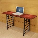 Mesa de madeira do computador do metal Extensible do projeto (WS16-0007, para a mobília home)