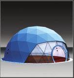 Grande tente de dôme avec de l'acier galvanisé avec la poudre enduite