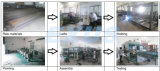 Hoge snelheid die Elektrische Scherpe Machine voor Plastic Producten scheuren