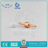 Soplete cortador del plasma de Kingq PT31 con los recambios