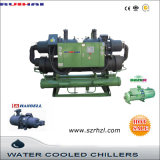 Ethylene Glycol Screw Water Cooled Chiller