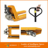 2.5/5 톤 세륨 Hydraulic Pump Hand Pallet 잭 또는 Truck Rubber Wheel