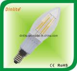 C35 2W 4W Birne der Kerze-LED mit Cer und RoHS