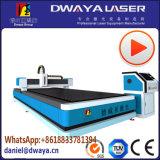 Máquina de estaca do laser da fibra para o metal de folha 500W 1000W 2000W