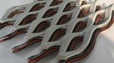 Acoplamiento de alambre ampliado de acero inoxidable