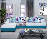 Мебель комнаты золотистого качества живущий