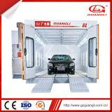 Cabine Van uitstekende kwaliteit van de Nevel van de Verf van de Apparatuur van de Zorg van de Levering van de Fabrikant Guangli van China de Professionele Auto