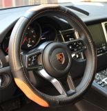 Coperchio accessorio interno del volante della nuova di modo automobile di cuoio pura di disegno
