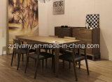 Cabina de madera del vino de la sala de estar moderna de los muebles de Divany (SM-D23)