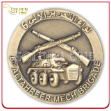 Customized Stamped Brass Armed Forces Metal Challenge Coin