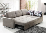 Home moderne Furniture/Corner Folding Sofa Bed avec Storage