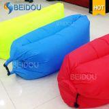 Strand-Bett-fauler Bett Laybag Bohnen-Beutel-aufblasbarer Luft-Sofa-Bett-aufblasbarer Bananen-Schlafsack