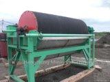 Separador seco do cilindro magnético da separação mineral