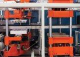 Vácuo plástico que dá forma à maquinaria