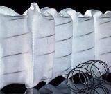Casella non tessuta del materasso di molla dei pp