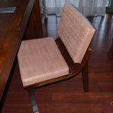 Estrella de madera de los muebles cinco del dormitorio del hotel de centro turístico de la hospitalidad de la teca