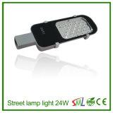 Smlドライバーおよび3年のの24W LEDの街灯保証のコンパクトデザイン(SL-24A5)