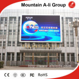 Diodo emissor de luz Sign de HD P8 Outdoor Full Color Display para Advertizing