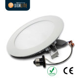 LED messo Downlight/Slim LED Panel Lamp con CE RoHS 3years Guarantee