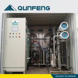 De Zuiveringsinstallatie van het Water van de Omgekeerde Osmose (RO) van het Type van container/ondergronds de Behandeling van het Water