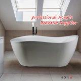 Acrylique adapté aux besoins du client du best-seller tenant librement la baignoire