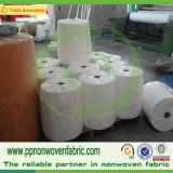 Tessuto non tessuto dei pp nel disegno del PVC dei pp per uso antisdrucciolevole