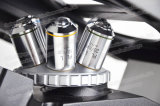 Microscopio invertido biológico de alto nivel de FM-412 Trinocular Research&Lab