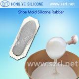 Líquido Mold Making zapatos de caucho de silicona