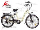 """26 """" 250Wアルミ合金フレーム都市電気自転車(JSL038XE)"""