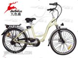 "Rahmen-Stadt-elektrisches Fahrrad der Aluminiumlegierung-26 "" 250W (JSL038XE)"