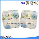 Constructeur remplaçable de couche-culotte de bébé (couches) avec la qualité bon marché des prix
