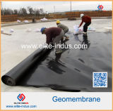 Forros de superfície Textured lisos de Geomembranes do HDPE