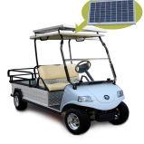 Cochecillo Del3042gfb del carro del cargo del vehículo eléctrico con el panel solar