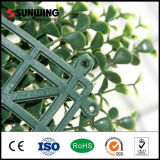 庭のためのSunwing Special Plastic Artificial White Leaf Wall Fence
