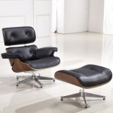 Charles Eames Lounge Chair met Ottomane
