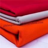 Tc tela blanqueada y teñida de 65/35 de Shirting de la tela del uniforme escolar/tela uniforme médica