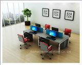 4 de Hete Populaire Moderne Verdeling van het Werkstation van het Bureau Seater (HF-YZQ319)