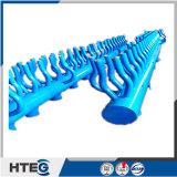 Leistungs-Dampfkessel-Überhitzer-Standardvorsatz China-ASME besserer