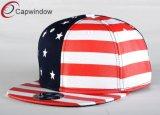 Emroidery (01199)の黒いAcrylic Fashion米国Style Snapback Cap