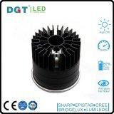 Lampe pointue économiseuse d'énergie d'endroit de l'ÉPI 8W GU10 DEL