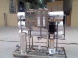 Osmose reversa do equipamento da purificação de água da planta do tratamento da água