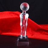 Трофей нового прибытия просто кристаллический (KS-045009)