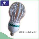Luz de bulbo do milho do diodo emissor de luz do plástico 5W 7W 9W da alta qualidade