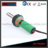 Saldatore tenuto in mano del PVC del saldatore dell'aria calda di nuova alta qualità di disegno