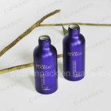 Покрашенная алюминиевая косметическая бутылка для шампуня внимательности волос (PPC-ACB-012)