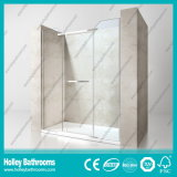 Porta da porta de Hinger única que vende o compartimento simples do chuveiro (SE715C)
